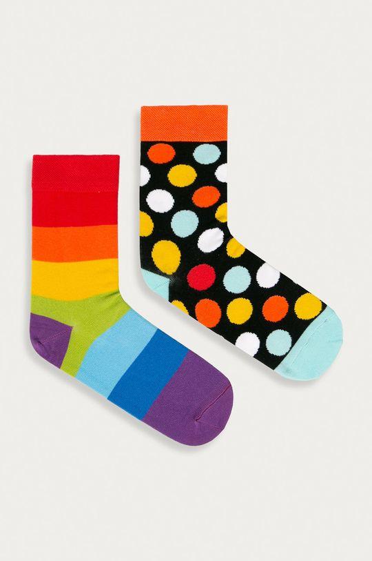 vícebarevná Medicine - Ponožky Geometry (2-pack) Dámský
