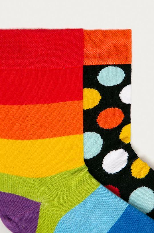 Medicine - Ponožky Geometry (2-pack) vícebarevná