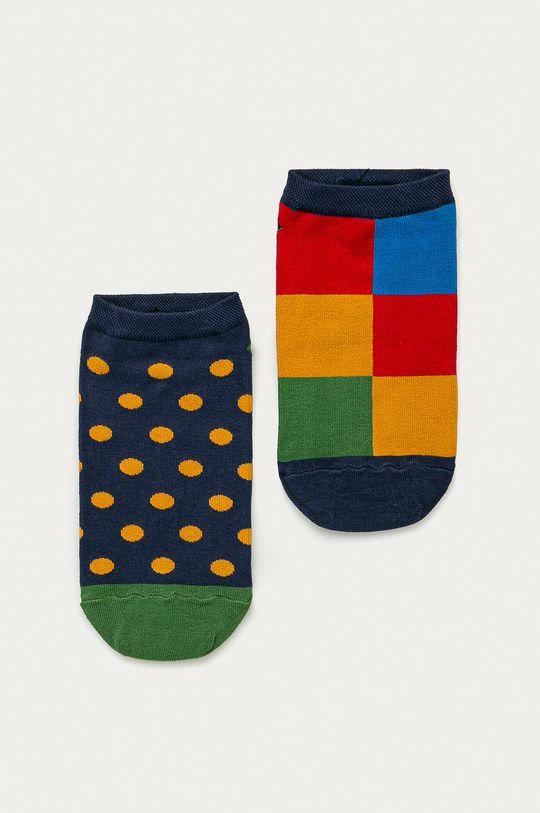 Medicine - Členkové ponožky Basic  75% Bavlna, 2% Elastan, 23% Polyamid