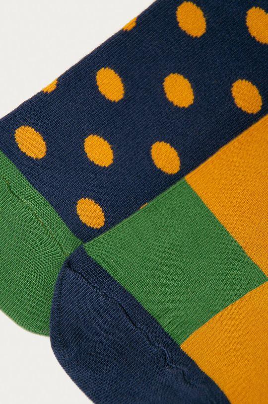 viacfarebná Medicine - Členkové ponožky Basic