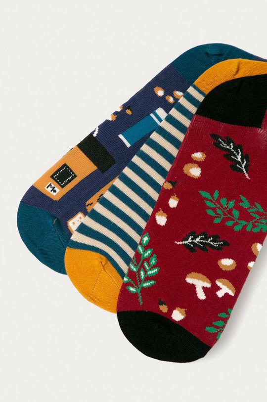 Medicine - Ponožky Funny (3-pack) vícebarevná