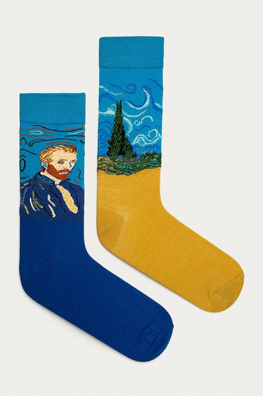 vícebarevná Medicine - Ponožky Special Collections (2-PACK) Pánský