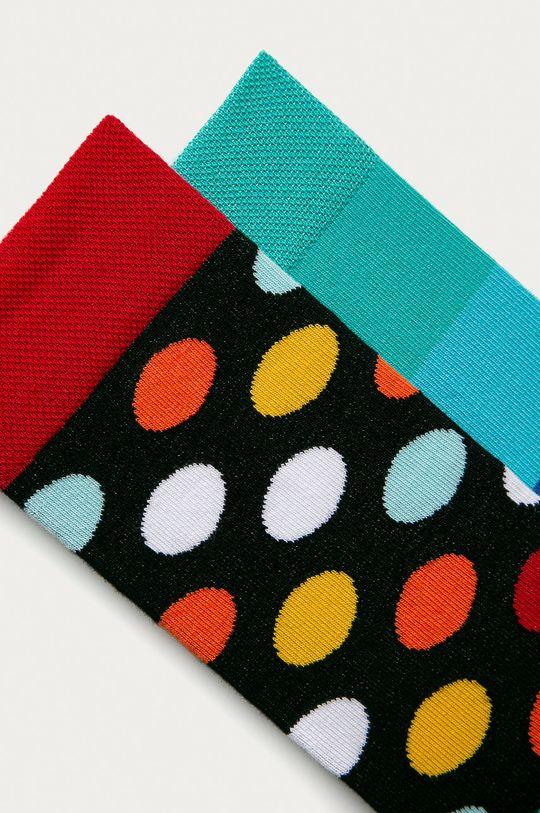 Medicine - Ponožky Geometry (2-pak) viacfarebná