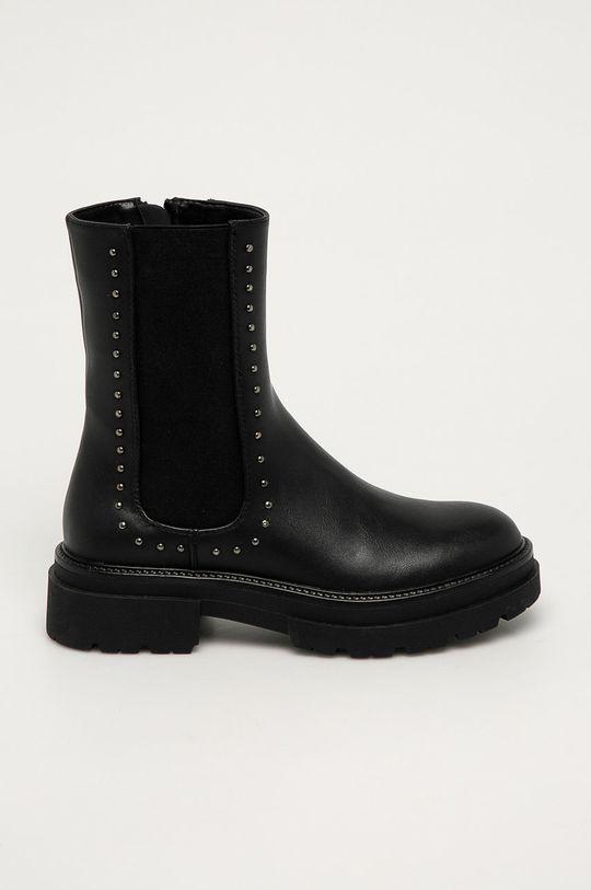 čierna Medicine - Členkové topánky Black Art Dámsky