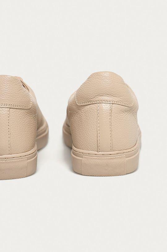 Medicine - Kožené boty Timeless Black  Svršek: Přírodní kůže Vnitřek: Textilní materiál, Přírodní kůže Podrážka: Umělá hmota