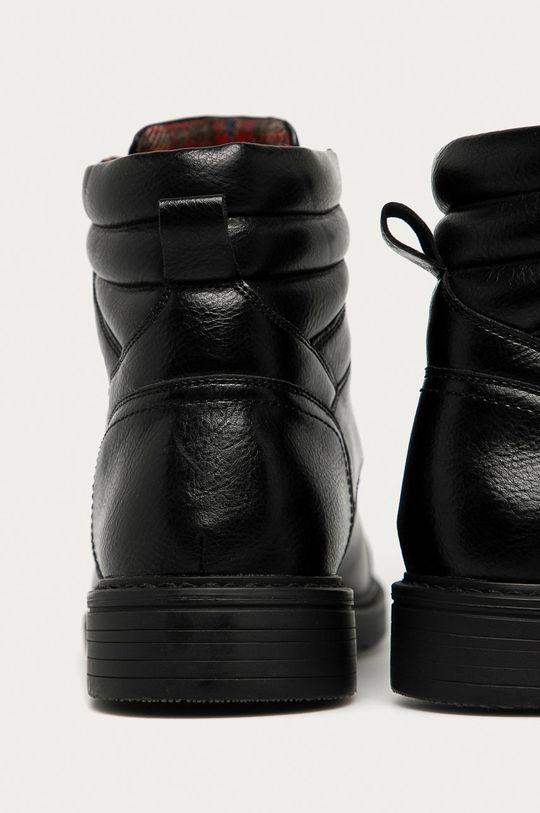 Medicine - Kotníkové boty Monochromatic  Svršek: Polyuretan Vnitřek: Textilní materiál Podrážka: Umělá hmota
