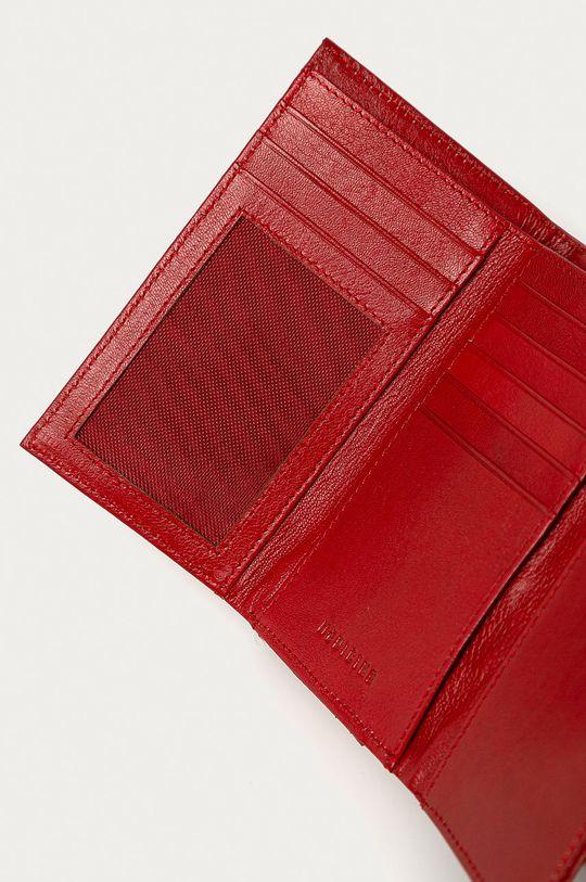 Medicine - Kožená peňaženka Basic červená