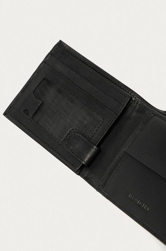 Medicine - Kožená peněženka Basic černá