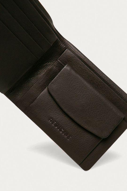 Medicine - Kožená peňaženka Basic hnedá