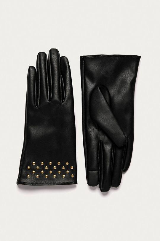 čierna Medicine - Rukavice Basic Dámsky