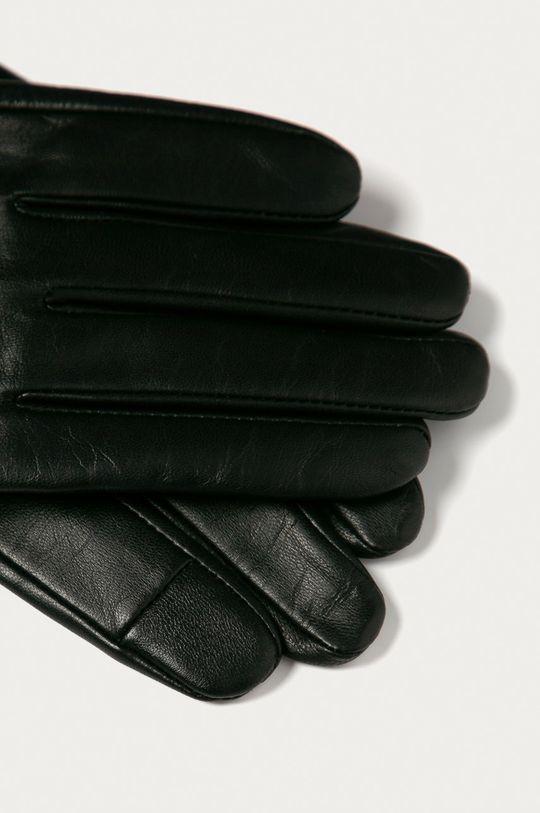 Medicine - Manusi de piele Basic negru