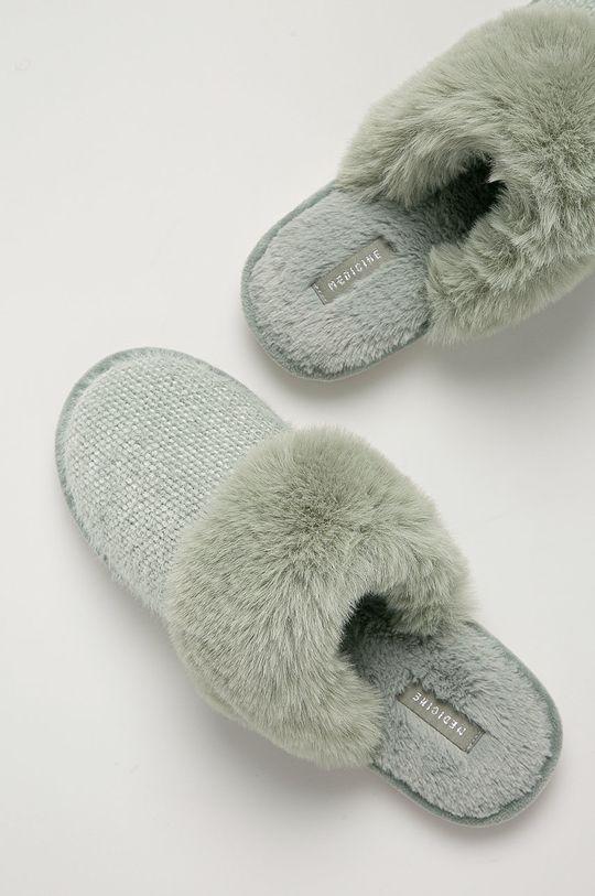 Medicine - Pantofle Gifts  Svršek: Textilní materiál Vnitřek: Textilní materiál Podrážka: Umělá hmota