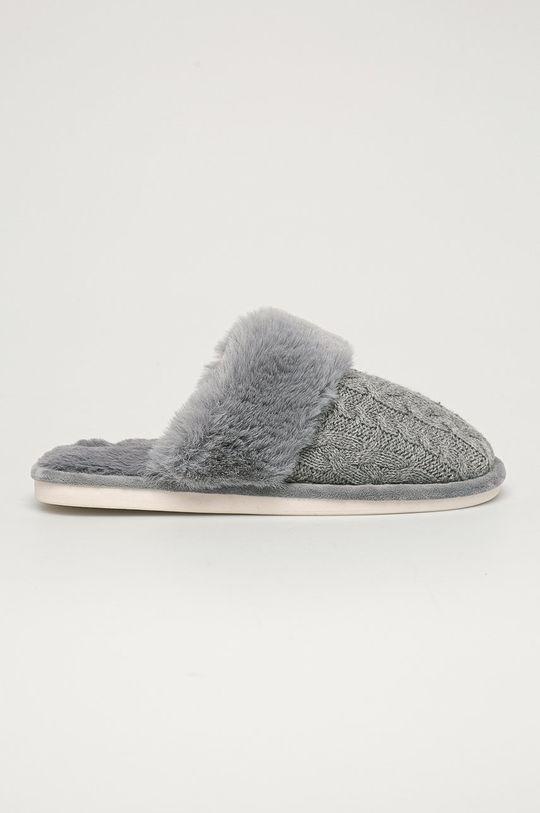 Medicine - Papuče Gifts sivá