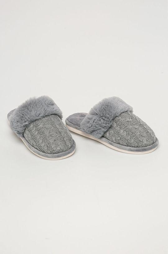 sivá Medicine - Papuče Gifts Dámsky