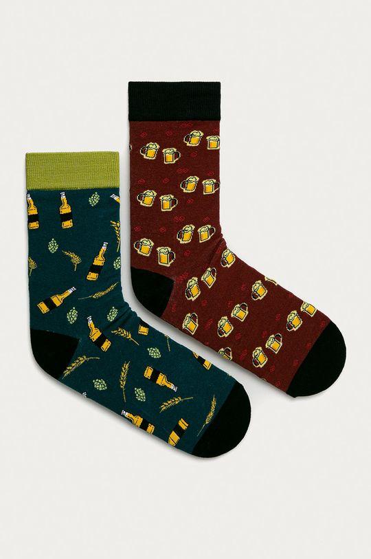 Medicine - Dárková sada: ponožky (2 - pack) a otvírák na lahve Gifts vícebarevná