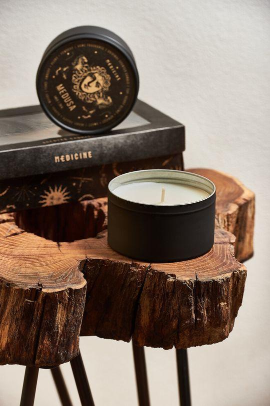 czarny Medicine - Świece zapachowe Gifts (2-pack) Unisex