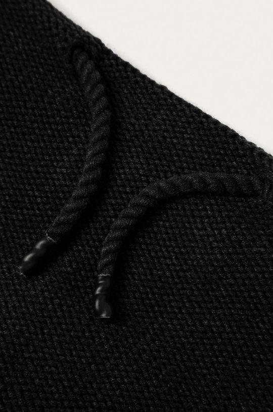 Medicine - Šál komín Basic čierna