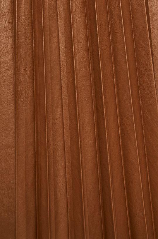 hnedá Medicine - Sukňa Salted Carmel