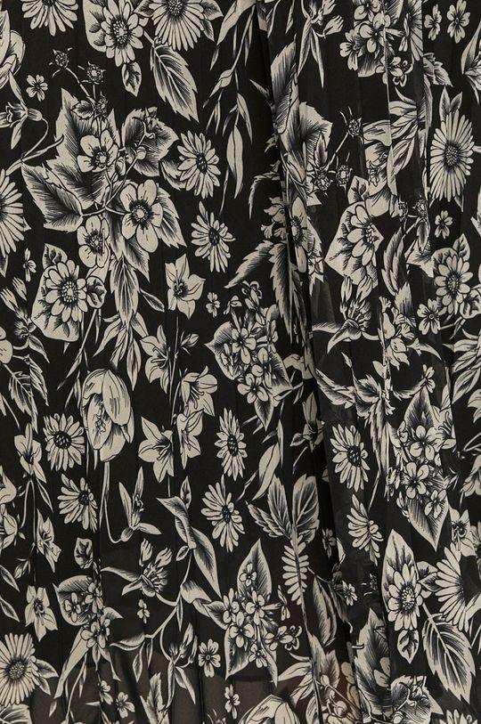 czarny Medicine - Spódnica Herbaria