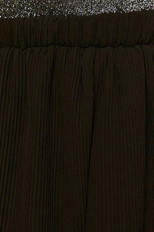 czarny Medicine - Spódnica Glitch