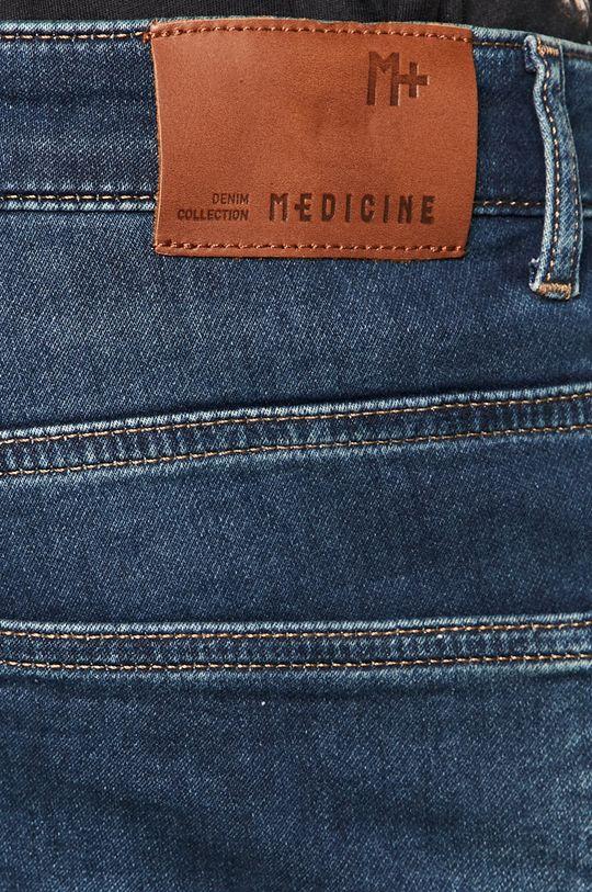 námořnická modř Medicine - Džíny New Heritage