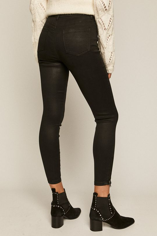 Medicine - Pantaloni Timeless Black <p>  75% Bumbac, 3% Elastan, 22% Poliester</p>