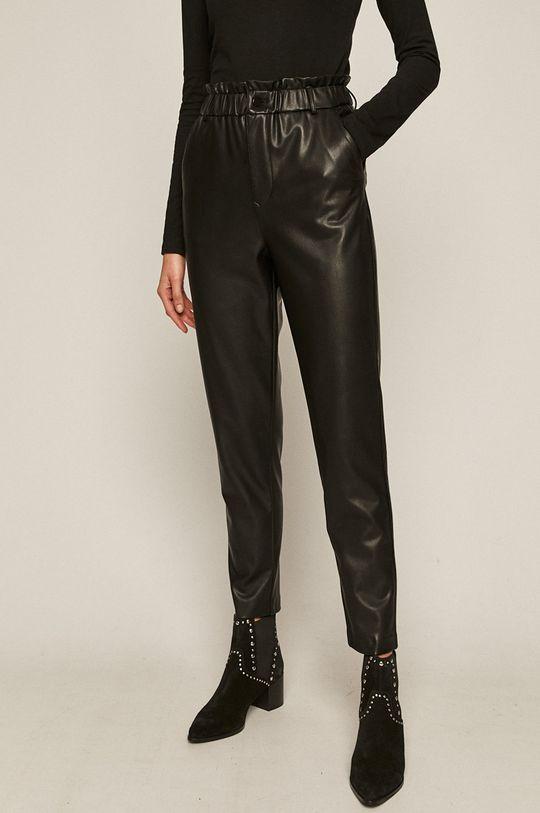 negru Medicine - Pantaloni Black Art De femei