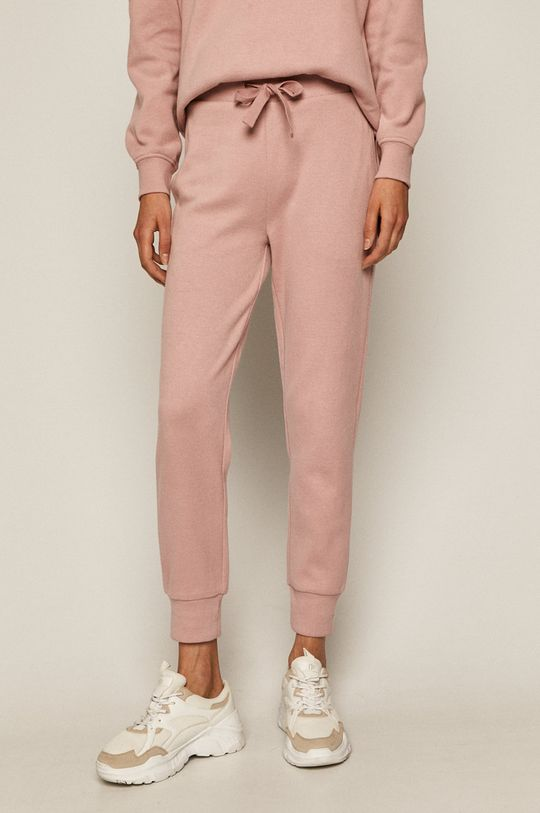 pastelově růžová Medicine - Kalhoty Comfort Zone Dámský