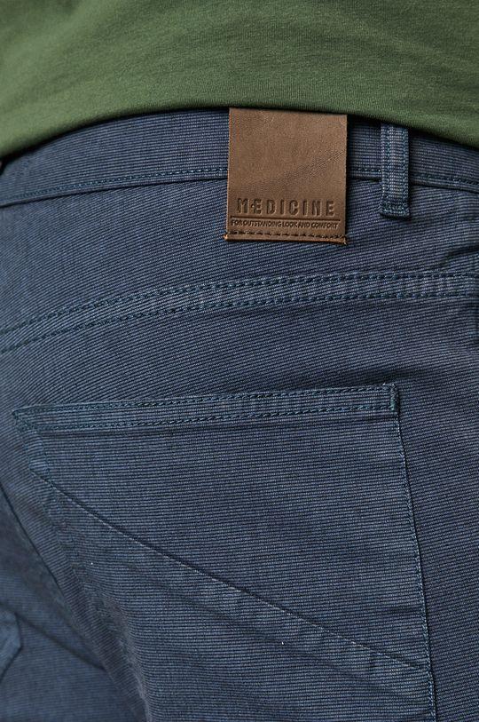 albastru Medicine - Pantaloni Basic