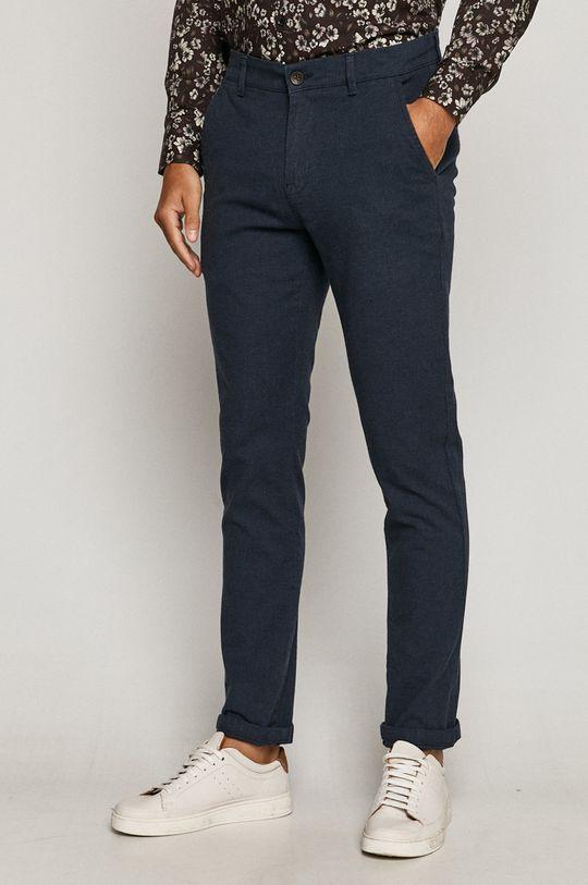 bleumarin Medicine - Pantaloni Basic De bărbați