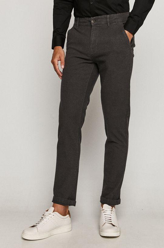negru Medicine - Pantaloni Basic De bărbați