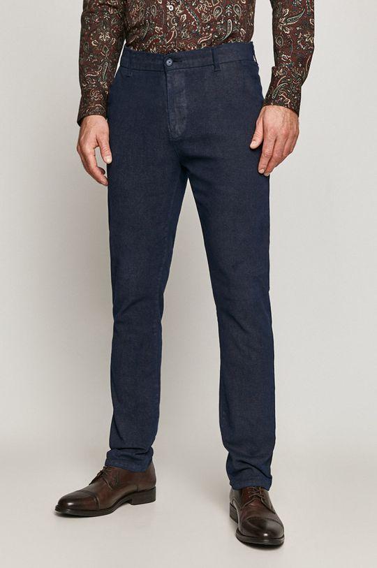 námořnická modř Medicine - Kalhoty Lux Black Pánský