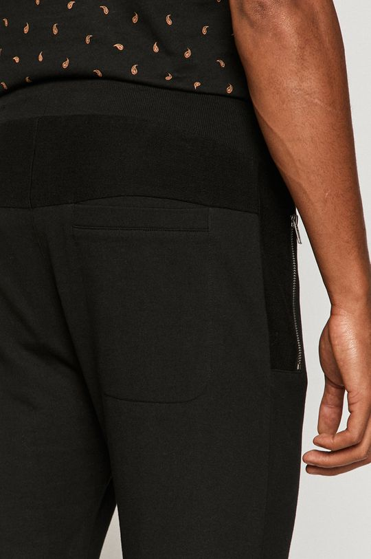 czarny Medicine - Spodnie Comfort Up