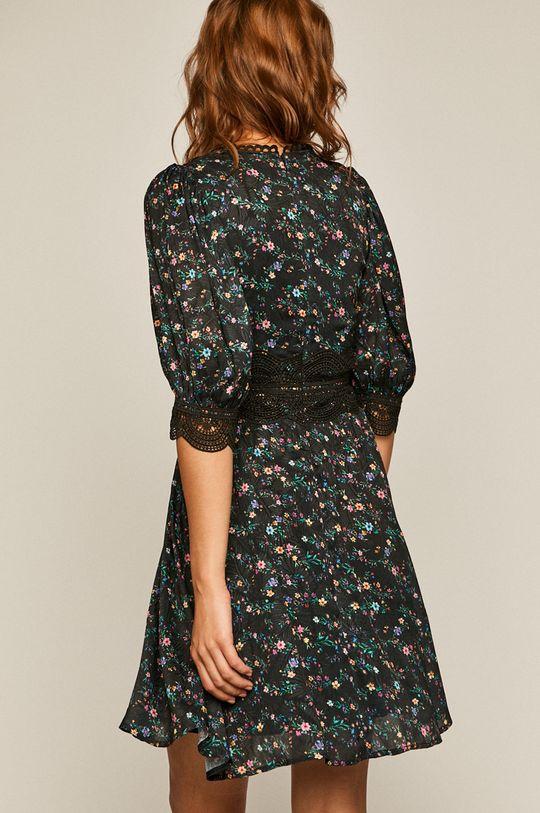 Medicine - Sukienka Timeless Black Podszewka: 100 % Poliester, Materiał zasadniczy: 100 % Poliester