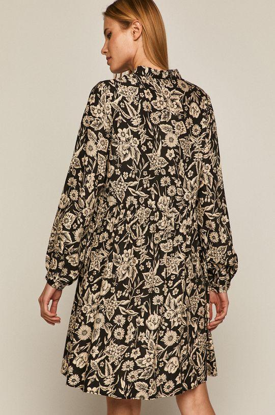 Medicine - Sukienka Black Art 100 % Wiskoza