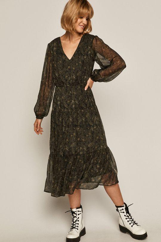 Medicine - Sukienka Black Art czarny