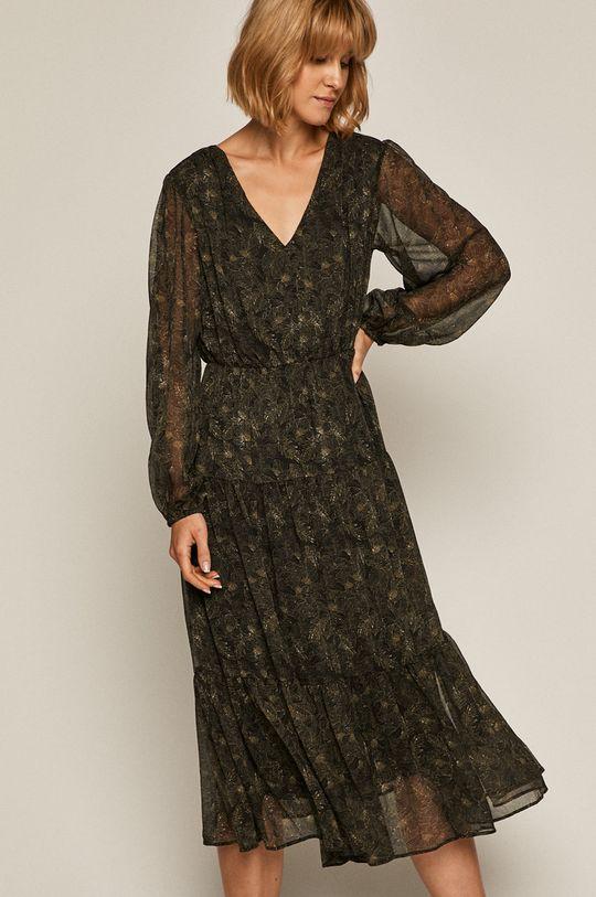 Medicine - Sukienka Black Art 100 % Poliester