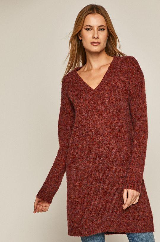 кармин Medicine - Пуловер Black Art Жіночий