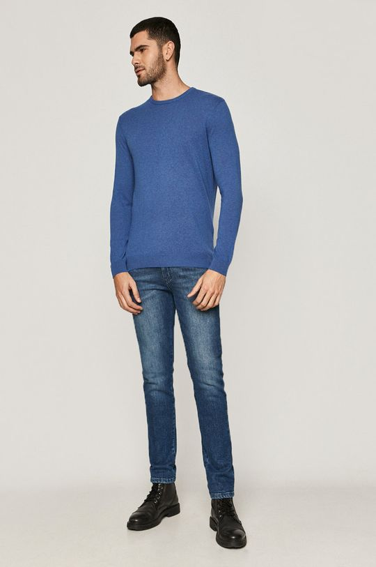 Medicine - Sweter Basic niebieski