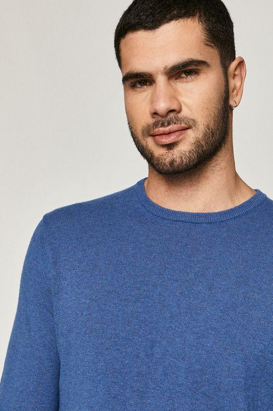 niebieski Medicine - Sweter Basic