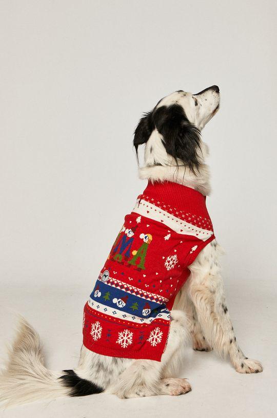 Medicine - Sweter dla psa X-mass by Patryk Mogilnicki 40 % Akryl, 60 % Bawełna