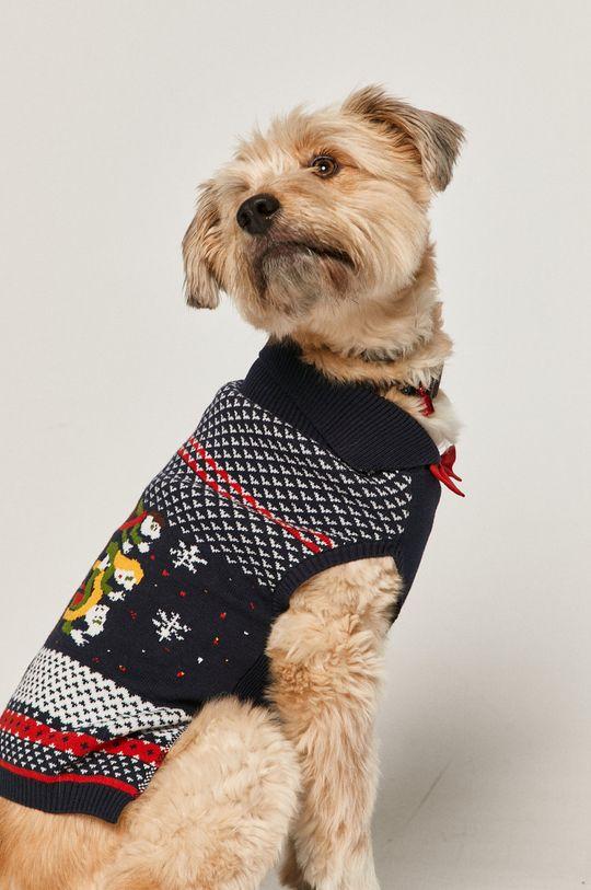 multicolor Medicine - Sweter dla psa X-mass by Patryk Mogilnicki