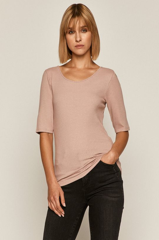 pastelowy różowy Medicine - T-shirt Basic Damski