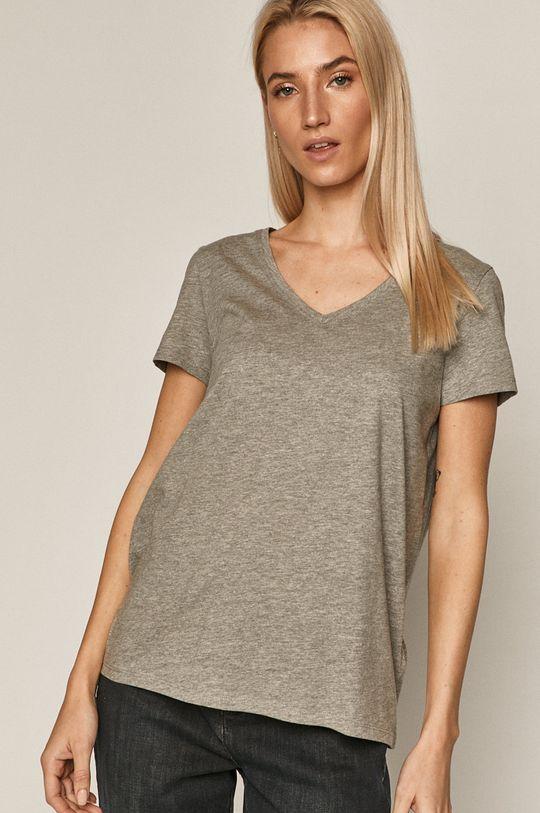 szary Medicine - T-shirt Basic Damski