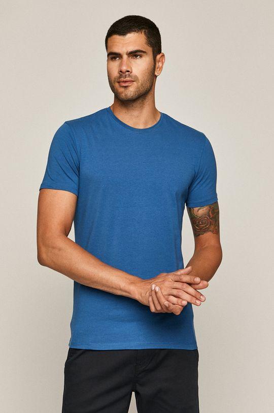 albastru Medicine - Tricou Basic De bărbați