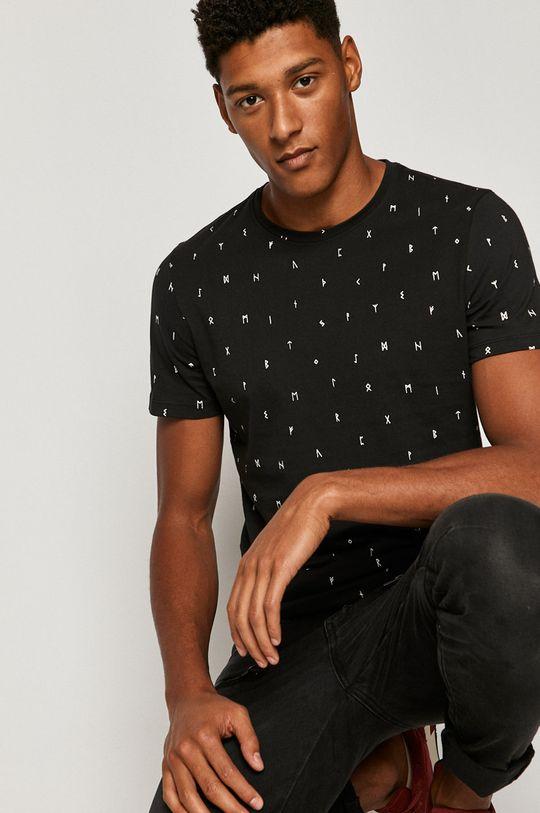 fekete Medicine - T-shirt Basic Férfi