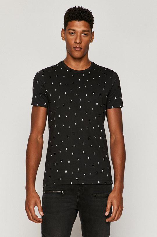 fekete Medicine - T-shirt Basic