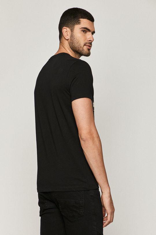 Medicine - Tričko Lux Black  100% Bavlna