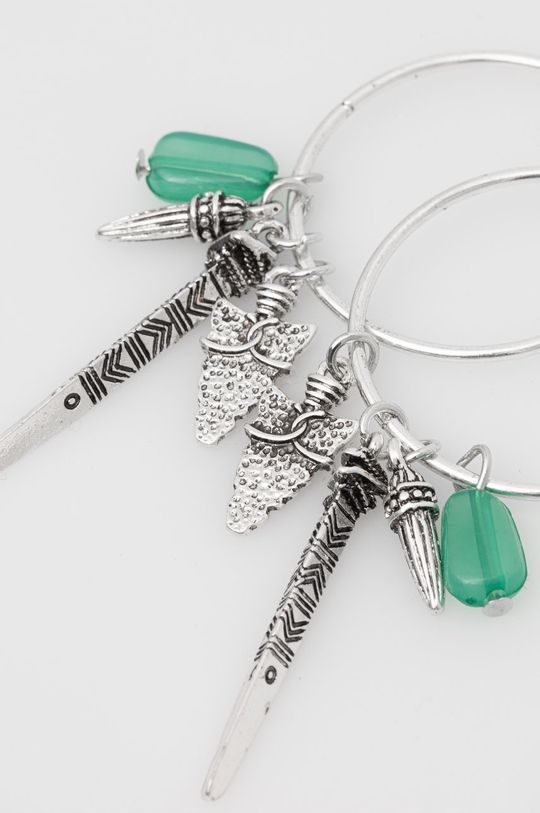 Medicine - Cercei Basic argintiu