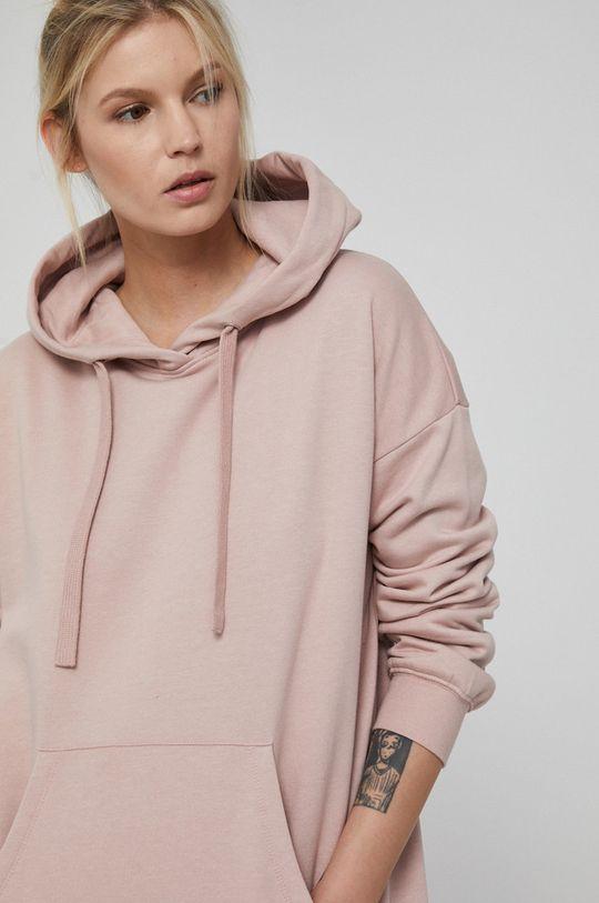 pastelowy różowy Medicine - Bluza Basic